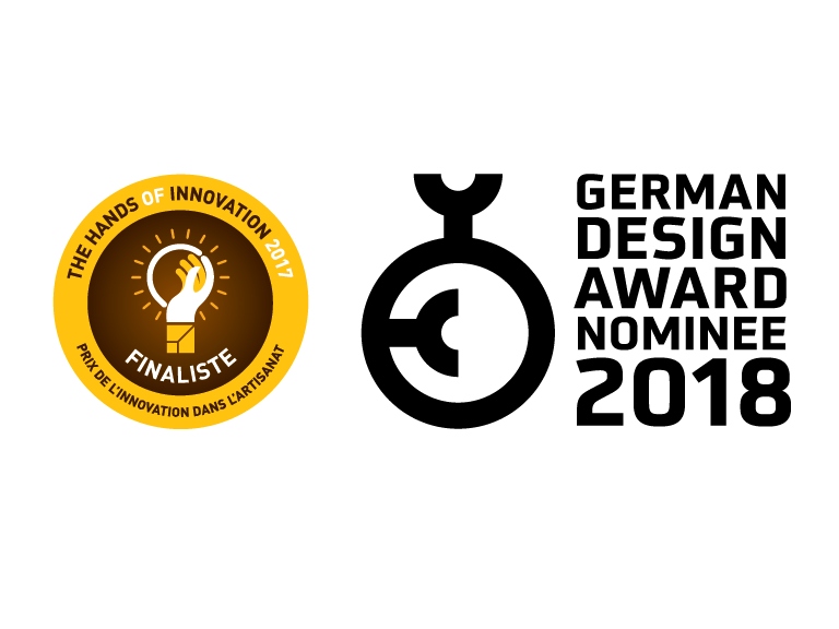 Prix de l'Innovation dans l'Artisanat & German Design Award