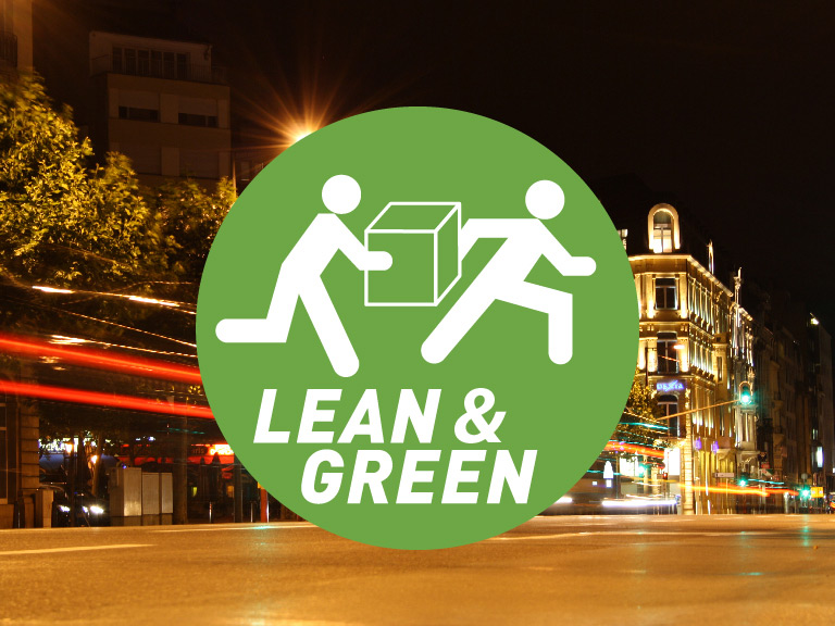 WEBTAXI is Lean & Green!