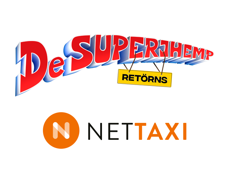Superjhemp flags down the NETTAXI
